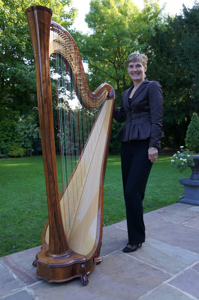 Georgina Wells - Yorkshire Wedding Harpist